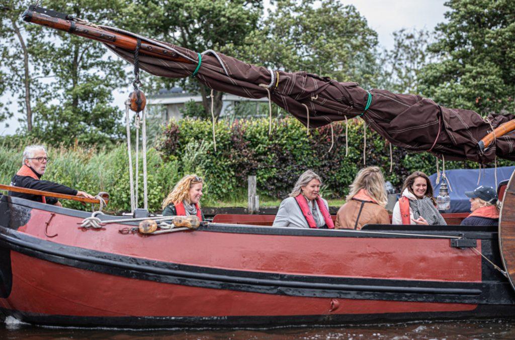 skutsjesilen Friesland